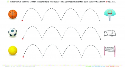 Coordenação Motora - Curvas