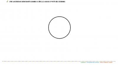 Formas Geométricas - Círculo