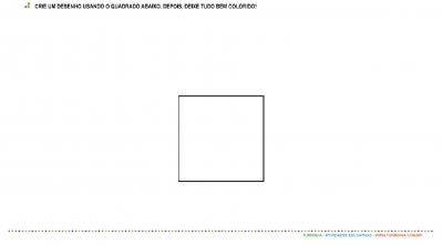 Formas Geométricas - Quadrado