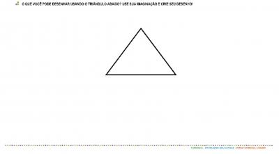 Formas Geométricas - Triângulo